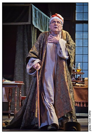 Malade imaginaire at Portland Center Stage